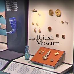 THE BRITISH MUSEUM - LONDRA