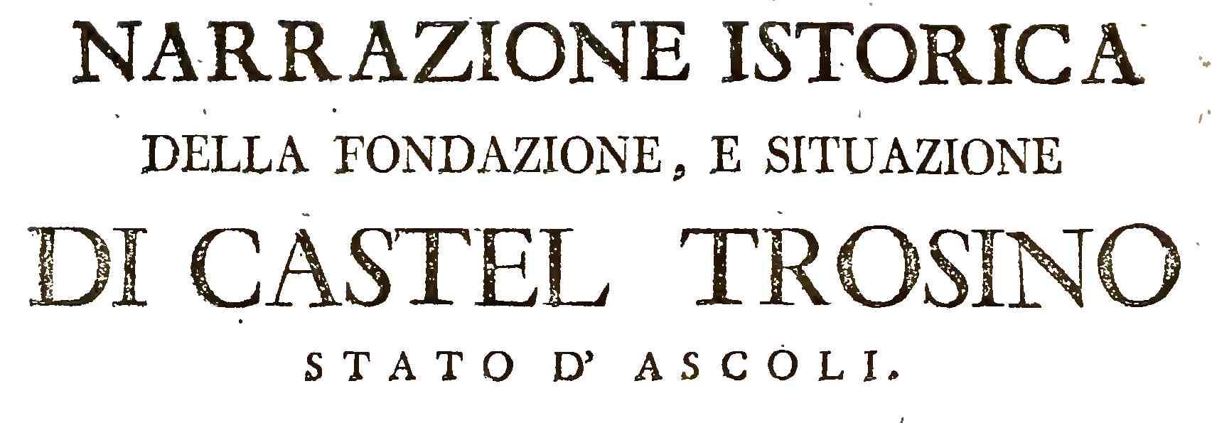 historia colucci